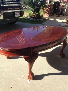 Coffee Table-Solid wood