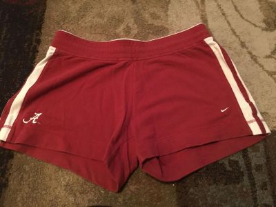 Nike large Alabama shorts - ppu (near old chemstrand & 29) or PU @ the Marcus Pointe Thrift Store (on W street)