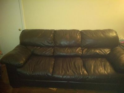 Sofa and Recliner for sale