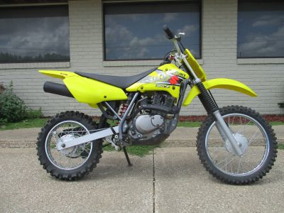 2003 Suzuki Motor of America Inc. DR-Z125 Competition/Off Road Motorcycles Winterset, IA