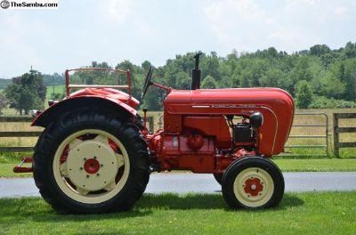 1959 Porsche tractor