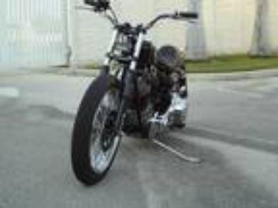 1978 Harley-Davidson FXS Shovelhead Tamiami Tyrants Custom
