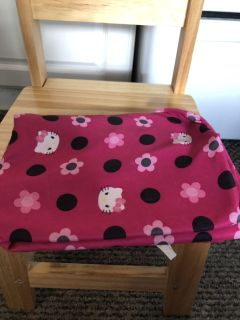 Hello Kitty Pack and Play sheet