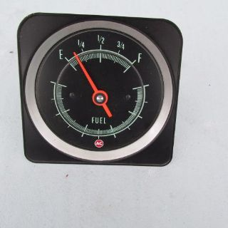 Sell 1969 Camaro Fuel Gauge Nice motorcycle in Richmond, Kentucky, United States, for US $50.00