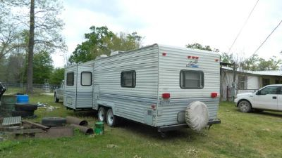 1996 Layton Travel Trailer