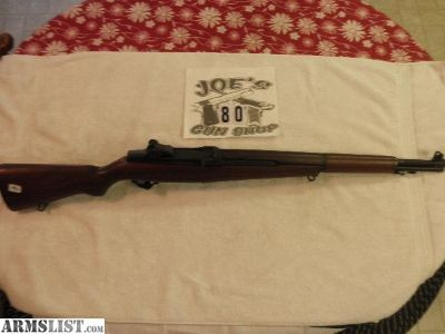 For Sale: H&R M1 Garand 30-06