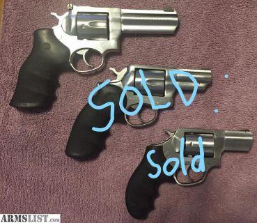 For Sale: Ruger GP 100