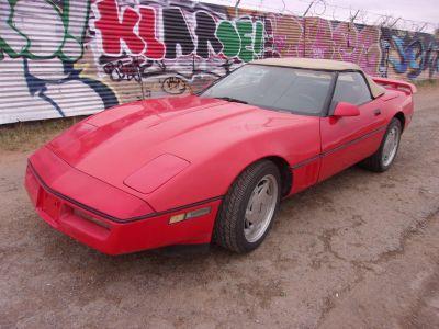 1988 Chevy Corvette C-4