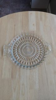 "Glass plate measures 12 1/2"" by 10"""