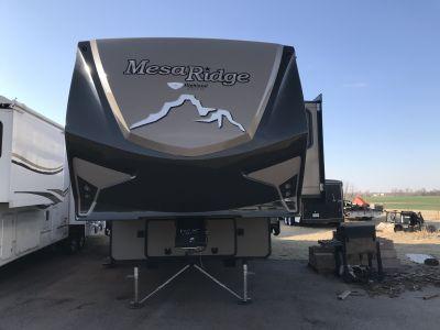 2017 Highland Ridge RV Mesa Ridge MF337RLS