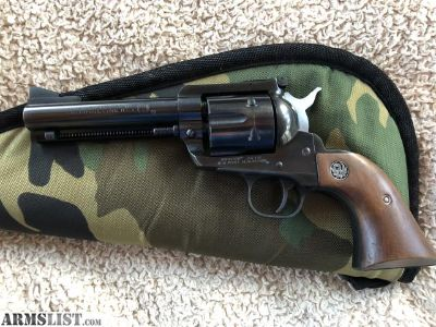 For Sale: 1976 Ruger 357 Blackhawk