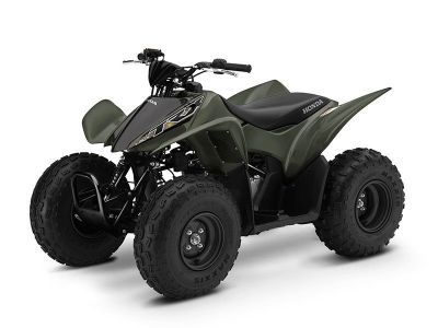 2017 Honda TRX90X Kids ATVs West Bridgewater, MA