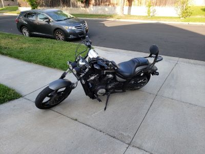 2014 Yamaha STRYKER XVS13CAL