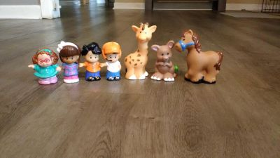 Little people and animals