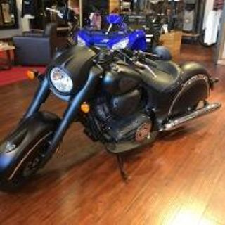 2018 Indian Chief Dark Horse ABS Cruiser Motorcycles Staten Island, NY