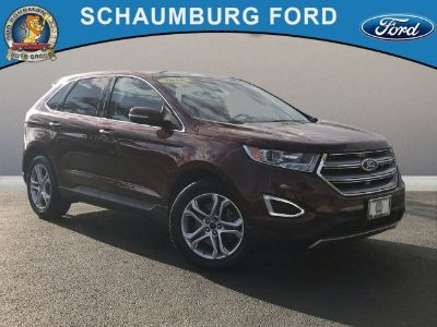 2016 Ford Edge Titanium (Bronze Fire Metallic Tinted Clearcoat)