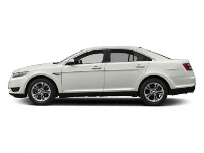2018 Ford Taurus SEL (White Platinum Metallic Tri-Coat)