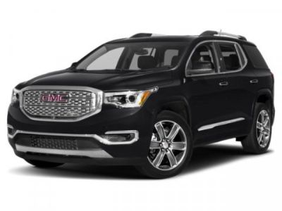 2019 GMC Acadia SLE (Dark Sky Metallic)