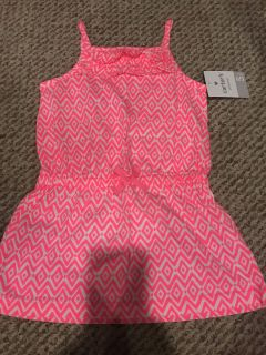 New with tags carter s brand tunic