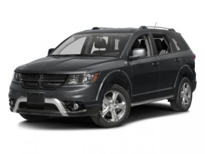 2016 Dodge Journey Crossroad (Billet Silver Metallic Clearcoat)