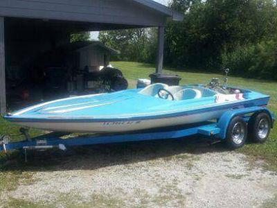 1989 Outlaw Jet Boat - FAST