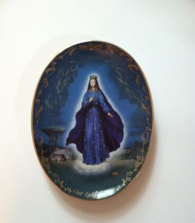Our Lady of Hope Collector Plate