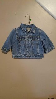 Childrens place 12mo Jean jacket