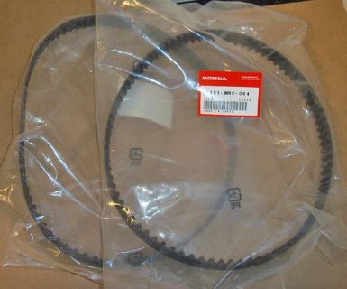 Purchase Honda TIMING BELTS GL1500 GL1500A GL1500I GL1500SE GL1500C GOLD WING VALKYRIE motorcycle in Maumee, Ohio, US, for US $89.99