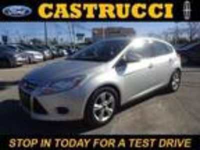 2014 Ford Focus Silver, 34K miles