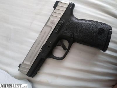 For Sale: S&w sd9ve upgraded
