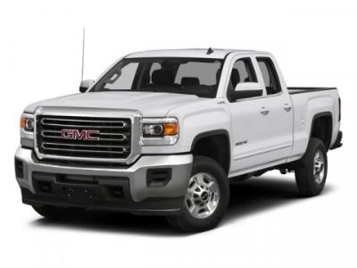 2015 GMC Sierra 2500 Base (Summit White)