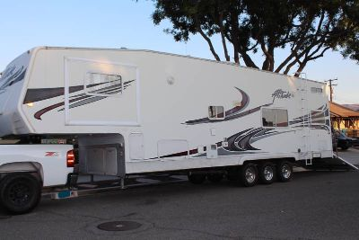 2008 Eclipse Recreational Vehicles ATTITUDE 33AKS