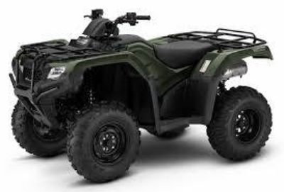 2017 Honda RANCHER FA5 Utility ATVs Cedar City, UT
