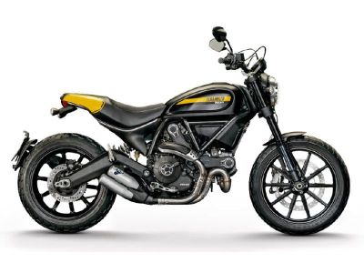 2016 Ducati Scrambler Full Throttle Dual Purpose Motorcycles Lake Park, FL