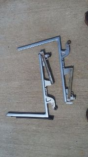 Sell 1961-1964 IMPALA REAR WINDOW LOWER FRAMES FOR CONVERTIBLE motorcycle in Dyer, Indiana, United States