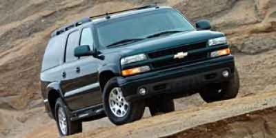 2004 Chevrolet Suburban 1500 LS (Summit White)