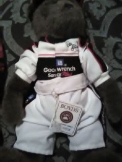 BOYDS COLLECTOR BEAR/Earnhardt Sr.