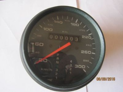 Purchase PORSCHE SPEEDOMETER EARLY 1990'S TIPTRONIC motorcycle in Orange, California, United States, for US $185.00