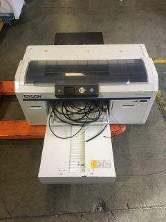 Epson SureColor White Edition F2000 w/ Pretreat RTR#7113263-01