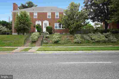 1306 Putty Hill Rd Towson Three BR, Fantastic end of group semi