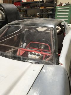 GT1 rolling chassis no engine or trans.