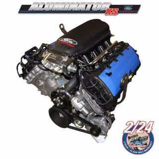 Sell FORD PERFORMANCE RACING 5.0L ALUMINATOR XS CRATE ENGINE motorcycle in Fenton, Michigan, United States, for US $14,495.00