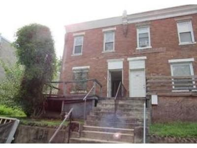 3 Bed 1 Bath Preforeclosure Property in Darby, PA 19023 - N Front St