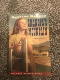 New Grandpa s Mountain by Carolyn Reeder