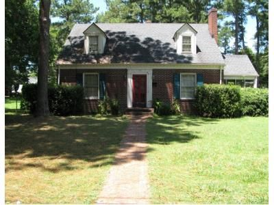 4 Bed 2 Bath Preforeclosure Property in Enfield, NC 27823 - Overstreet Dr