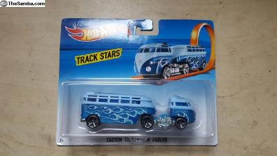Hot wheels VW hauler Volkswagen Bus transporter