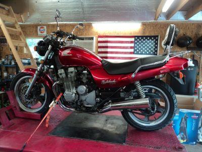 1991 Honda CB 750 NIGHTHAWK