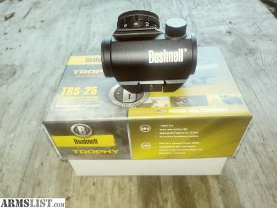 For Sale: Bushnell trs-25 flickering issue