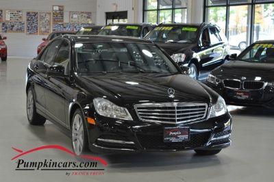2012 Mercedes-Benz C300 4dr Sdn C 300 Luxury 4MATIC
