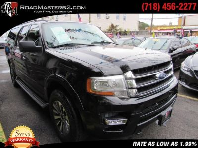 2015 Ford Expedition EL 4WD 4dr XLT SUNROOF (Tuxedo Black Metallic)